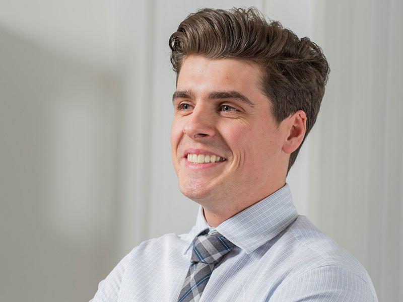 Alex Scott, Lead Engineer