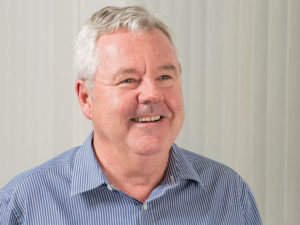 David Roberts, QHSE Manager