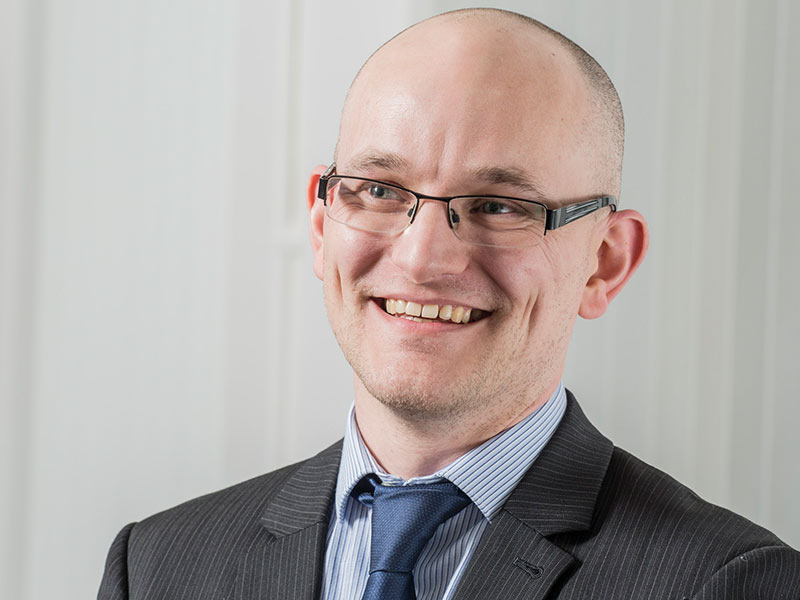 Mark Scudder, Engineering Manager